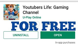 free download youtubers life gaming for android
