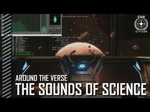 Around the Verse - The Sounds of Science