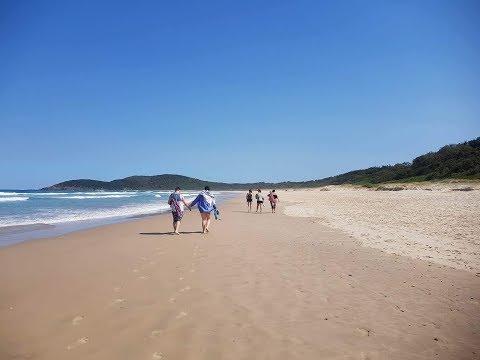 Outback to beach- Road Trip Australia