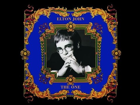 Elton John - When a Woman Doesn't Want You (1992) With Lyrics!