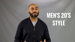 How A Man Should Dress In His 20s/Mens Style In Their 20s