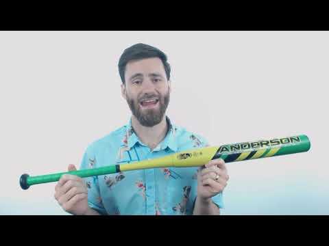 Review: 2020 Anderson Ambush ASA/USSSA Slow Pitch Softball Bat (SPAB20)