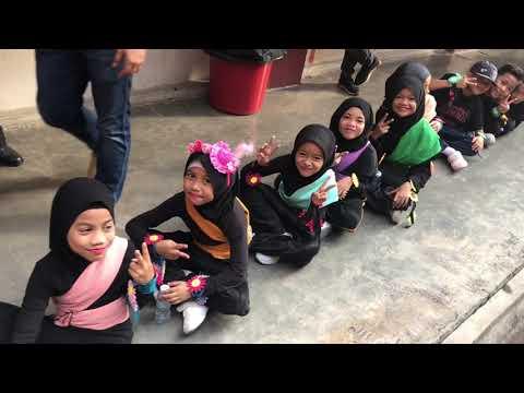 Hari Anugerah Cemerlang - SK Bangsar 2018
