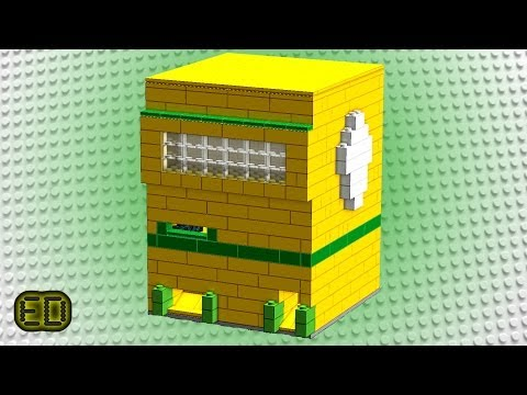 Download Instructions Lego Mindstorms Candy Machine V5 In Full Hd