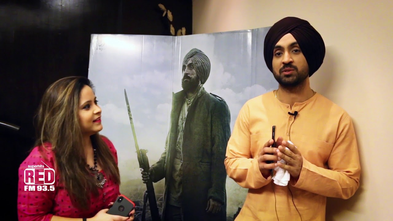 Diljit Dosanjh | Phone Mein Jhakon | Rj Heena