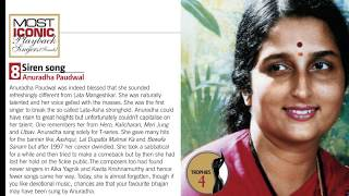 Top Ten Female Playback Singers Of India [Bollywood] - OF