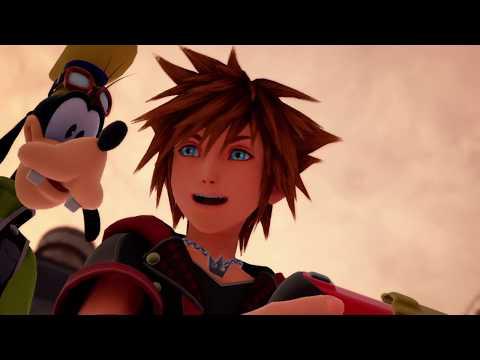 Kingdom Hearts III : Court trailer pour le
