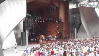 Dispatch - Open Up @ Millennium Park