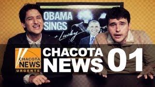 Obama Cantor Youpix e Estáuta que Gira - Chacota News 01