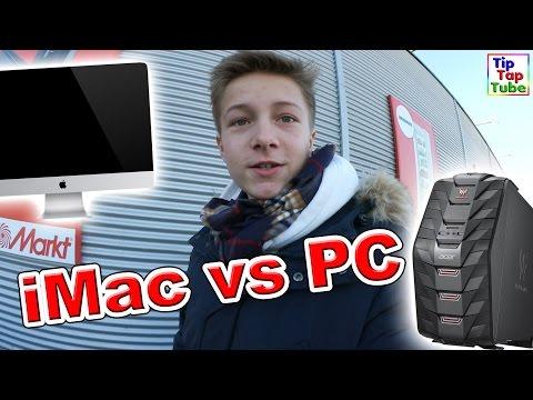 iMac oder PC ?    Neuer Computer für Max   Vlog TipTapTube