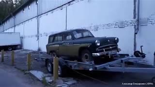 Инкассаторский Москвич-402