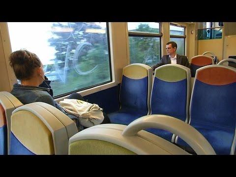 SNCF : des usagers en colère font la grève de présentation des billets