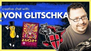 Creative Q&A with Von Glitschka