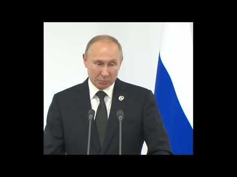 Вопрос от Скабеевой Путину на G20 о Северном Патоке и Украине
