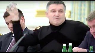 Саакашвили против Авакова