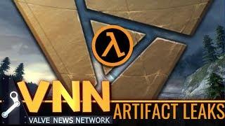 Half-Life VR Leaks Found in Artifact 1.1 Update