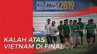 Hasil Akhir Final Timnas U-22 Indonesia Vs Vietnam, Garuda Muda Harus Puas Raih Perak