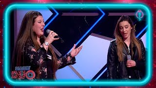 Cousins Perform Alicia Keys' If I Ain't Got You   Auditions 7   Family Duo 2019