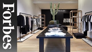 How ATM Fashion Brand Founder Anthony Thomas Melillo Creates Chic Casual Comfort | Forbes