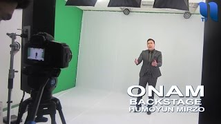 Humoyun Mirzo - Onam | Хумоюн Мирзо - Онам (backstage video)