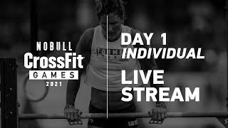 Mittwoch: Tag 1, Einzelveranstaltungen – 2021 NOBULL CrossFit Games
