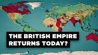 What if the British Empire Reunited Today? thumbnail