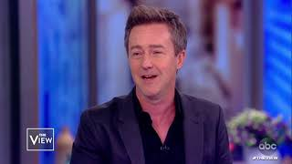 "Edward Norton on Relevance of ""Motherless Brooklyn"" 