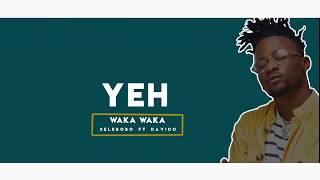 Waka Waka Selebobo Ft Davido (Lyric Video)