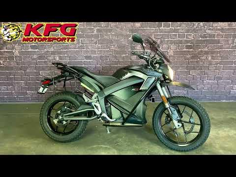 2016 Zero Motorcycles S ZF13.0 +Power Tank in Auburn, Washington - Video 1