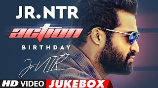 Jr.NTR Telugu Hit Video Songs Jukebox | Birthday Special | Latest Telugu Super Hit Songs