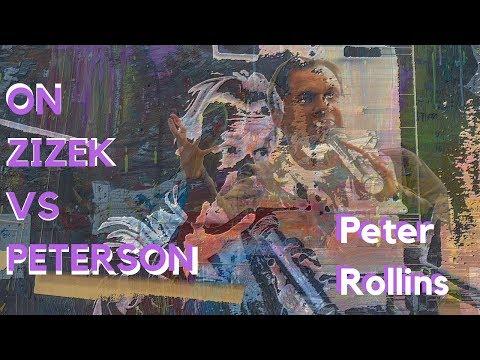Rollins on Zizek vs. Peterson: Psychoanalysis vs. Depth psychology
