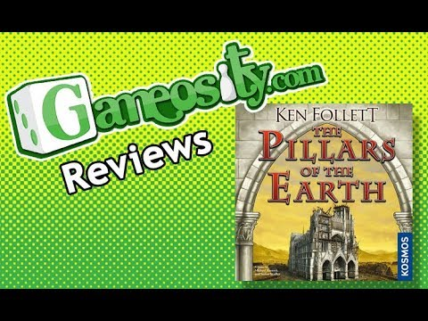 Gameosity Reviews The Pillars of the Earth