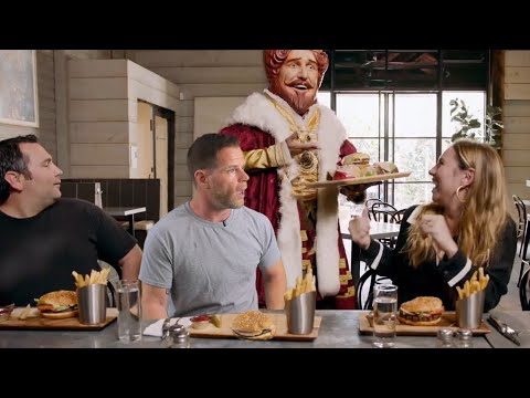 If Commercials Were Real Life - Burger King Whopper Prank