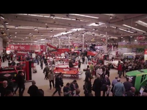 FIMA 2016 International Fair of Agricultural Machi