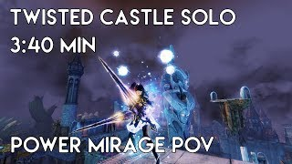 cL] Twisted Castle Solo 3:27 min   Holosmith - hmong video