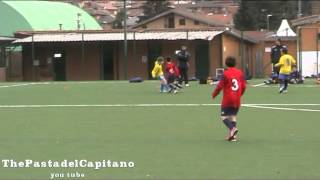 preview picture of video 'Colonna   Roccapriora   amichevole   stagione 2012/13   02/02/2013'