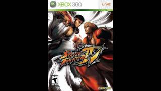 "Street Fighter 4 ""The Next Door"" (Japanese version)"