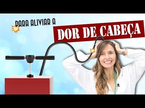 Imagem ilustrativa do vídeo: Alimentos para aliviar a dor de cabeça