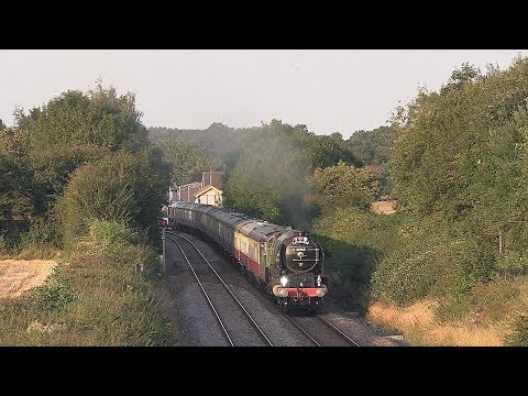 60163 'Tornado' with UK Railtours 'The Easterling' 28th Augu…