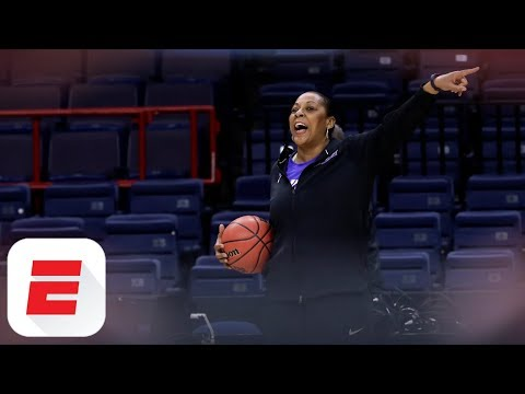 Felisha Legette-Jack leading Buffalo women's basketball on and off the court | ESPN