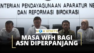 Masa Darurat Corona Belum Usai, Menpan RB Tjahjo Kumolo Perpanjang Masa Work From Home bagi ASN