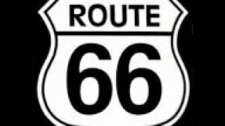 For Miss Caulker - Route 66 cover