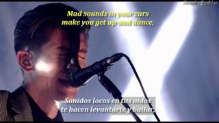 Arctic Monkeys- Mad sounds (inglés y español)