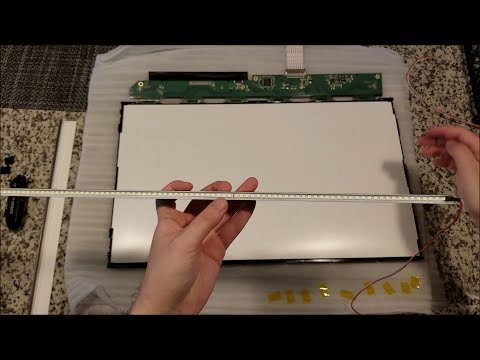 Let's Fix: LCD Monitor LED Backlight Upgrade