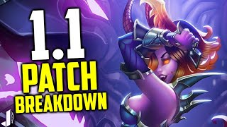 Paladins 1.1 Patch Breakdown! New Event, Abyss Skins & More!