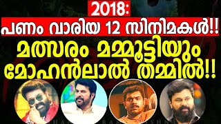 12 Box Office Hits of Malayalam 2018