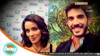 ¡Esmeralda Pimentel y Alfredo Gatica inician romance!   Hoy