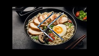 Reverse - How To Basic - How To Make Ramen