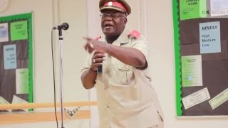 Namibia Heroes Day Commemoration 2012,  Manchester