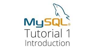 MySQL Beginner Tutorial 1 - Introduction to MySQL